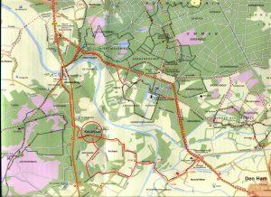 Wandelroute ca 10 km